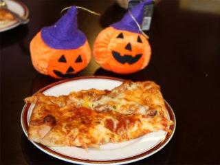 ハロウィンパーティー & ピザ