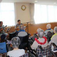 ハワイアンコンサート
