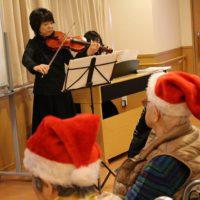 クリスマスコンサート & バイキング-1